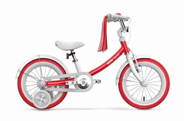 Ninebot Kids Girls Bike (Red)